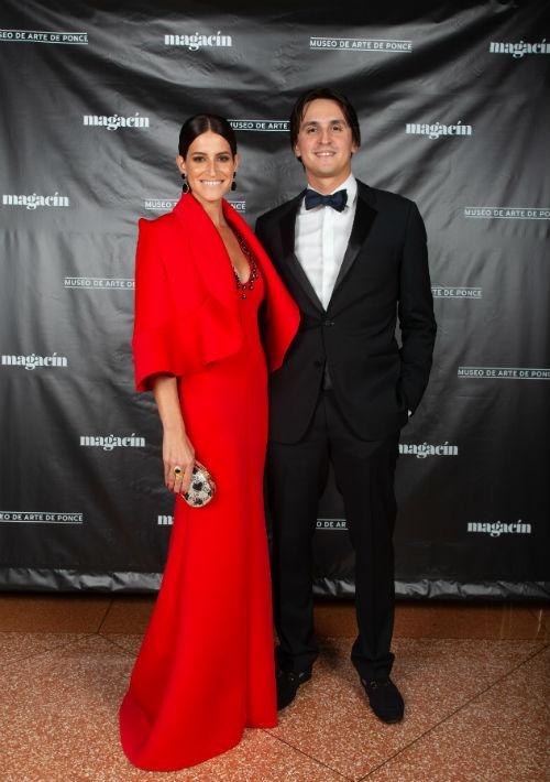 Francina Bonnelly y Juan Ramos (Jorge Ramírez Portela)