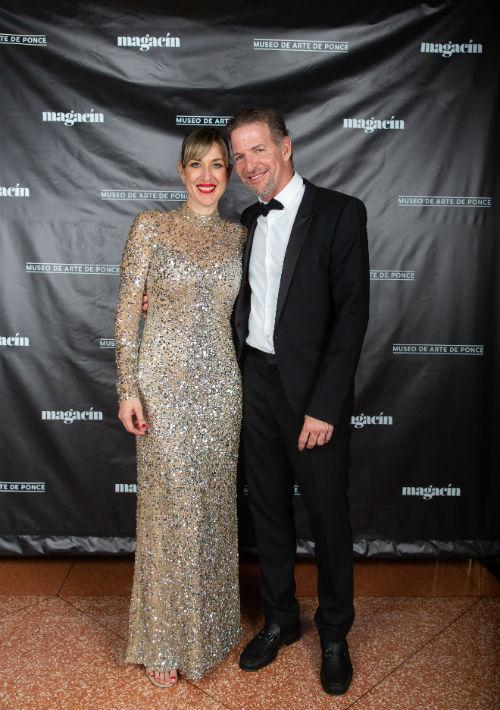 Lisa Nadal y Brian Shames (Jorge Ramírez Portela)