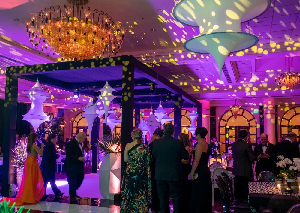 La velada tuvo lugar en el Hotel Condado Vanderbilt y cada detalle fue planificado minuciosamente con el fin de exaltar todo lo que enaltece a nuestra isla. (Ricky Reyes)