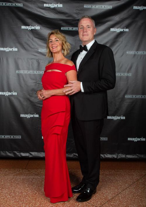 Chantal y Chris Corcoran (Jorge Ramírez Portela)