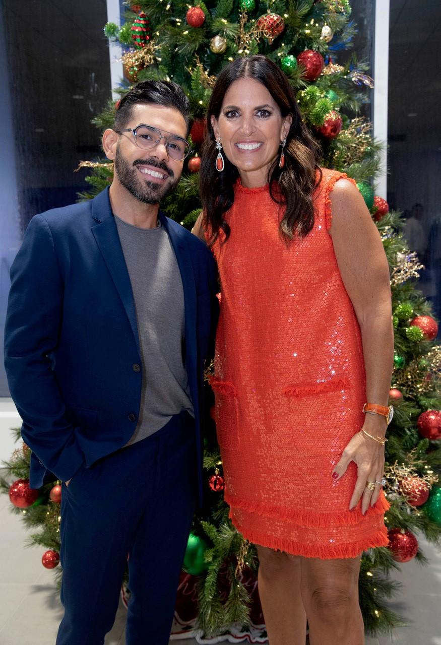 José Santana y María Esteve. (Foto: Suministrada)