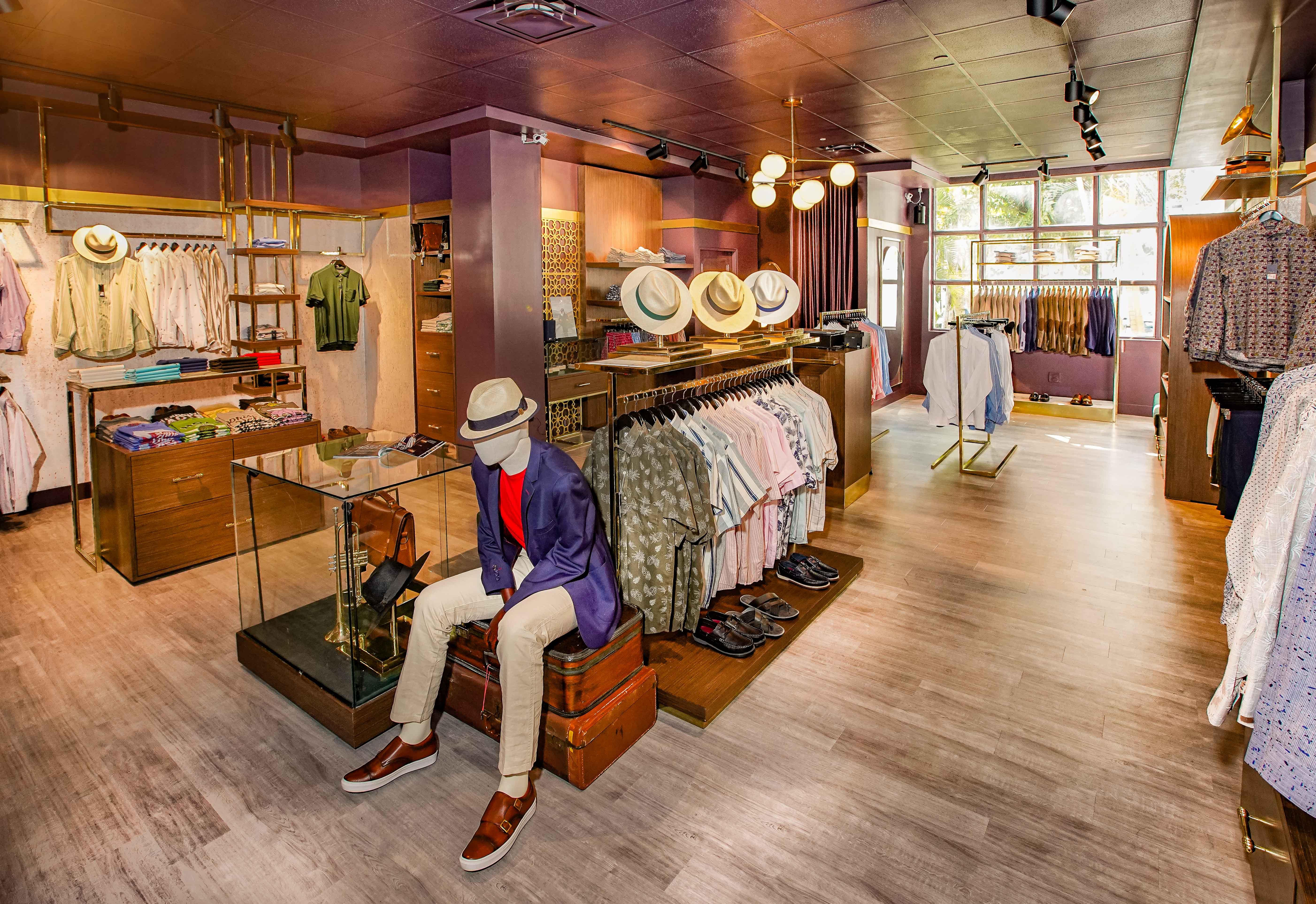 La nueva tienda en el Fairmont El San Juan Hotel.  (Suministradas)
