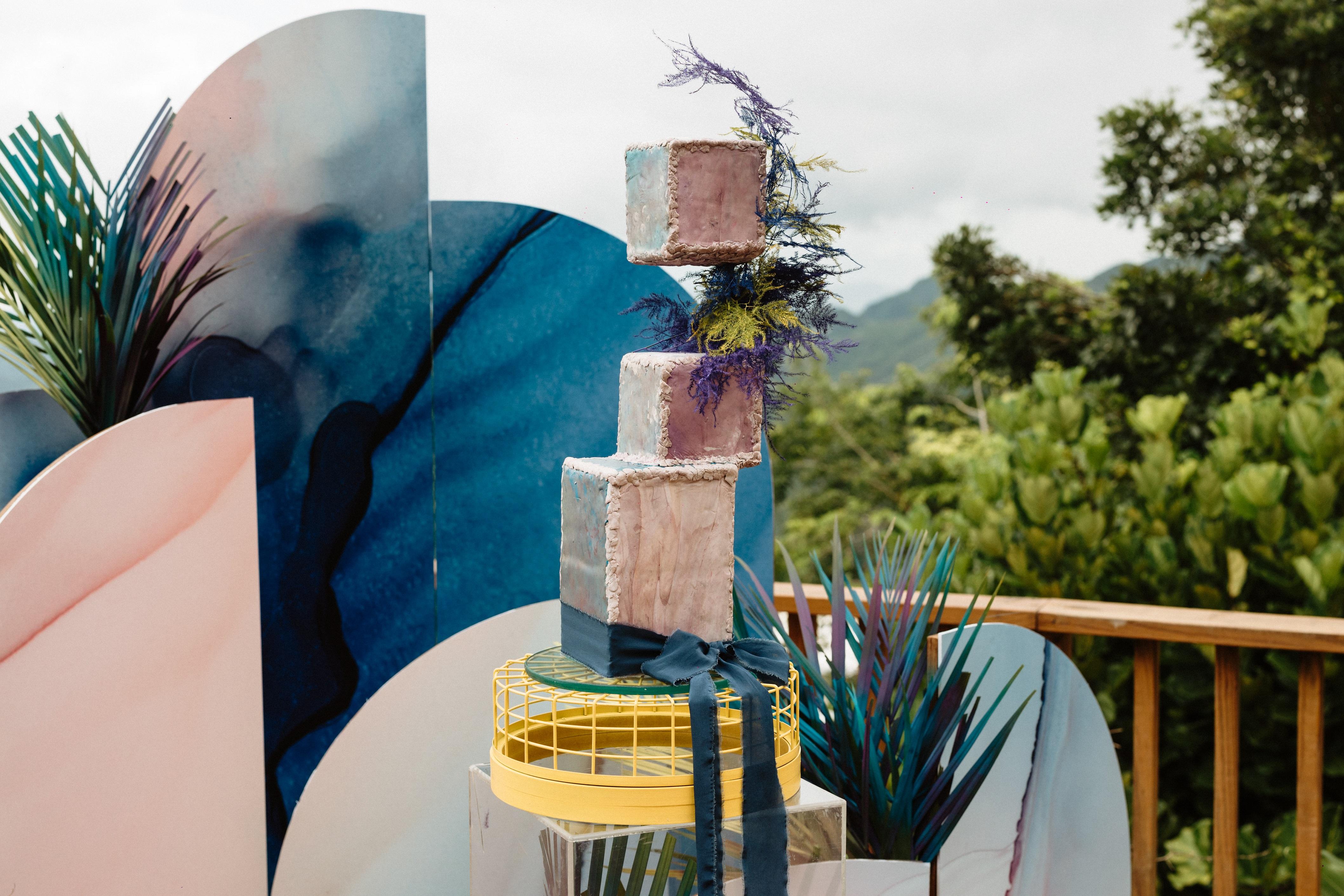 Bizcocho y pastelería: Flor de Harina. Chef: Bárbara Ruiz (Phosphilic)
