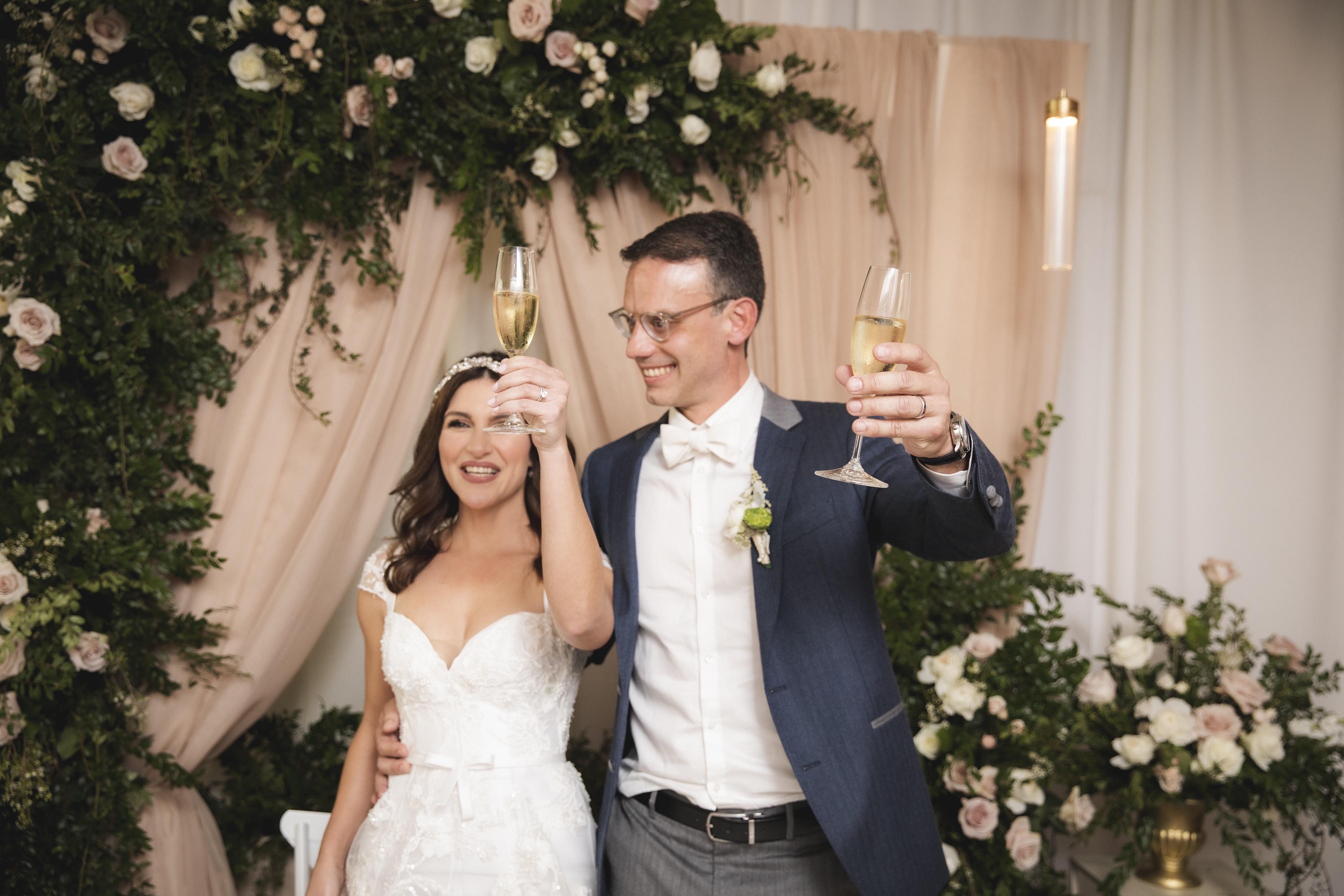 Ceremonia y recepción: Restaurante Vianda. (Foto: Wedding Mafia)