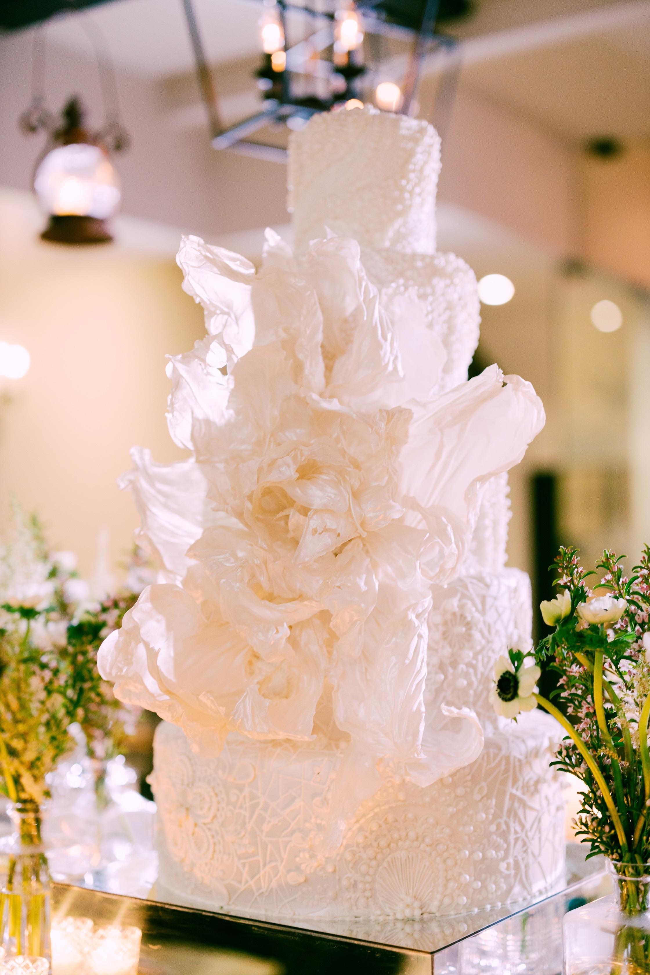 Bizcocho: C+M Cakes Designers (Suministrada)