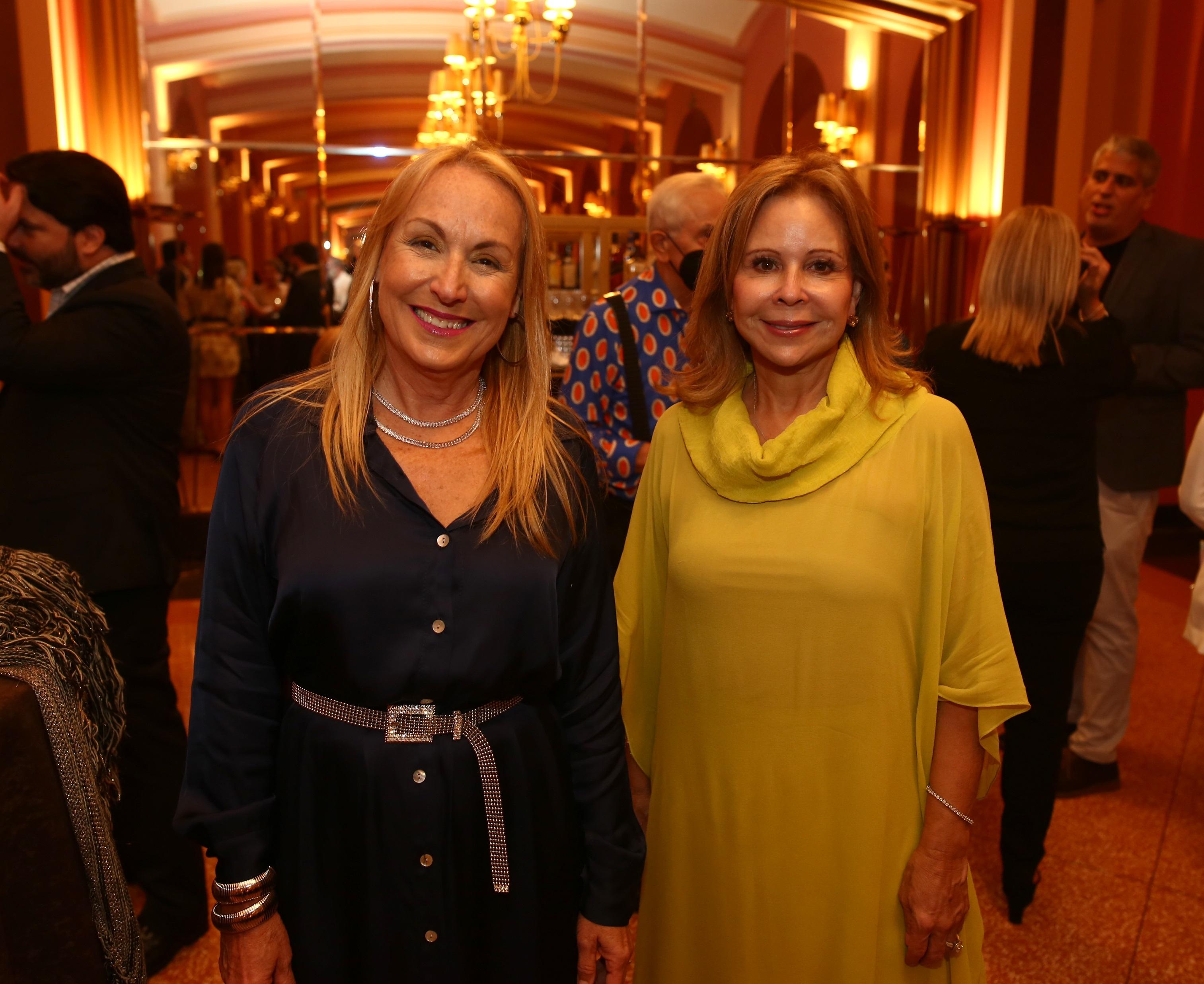 Yandia Pérez y Waleska Rivera (Foto: José Rafael Pérez Centeno)