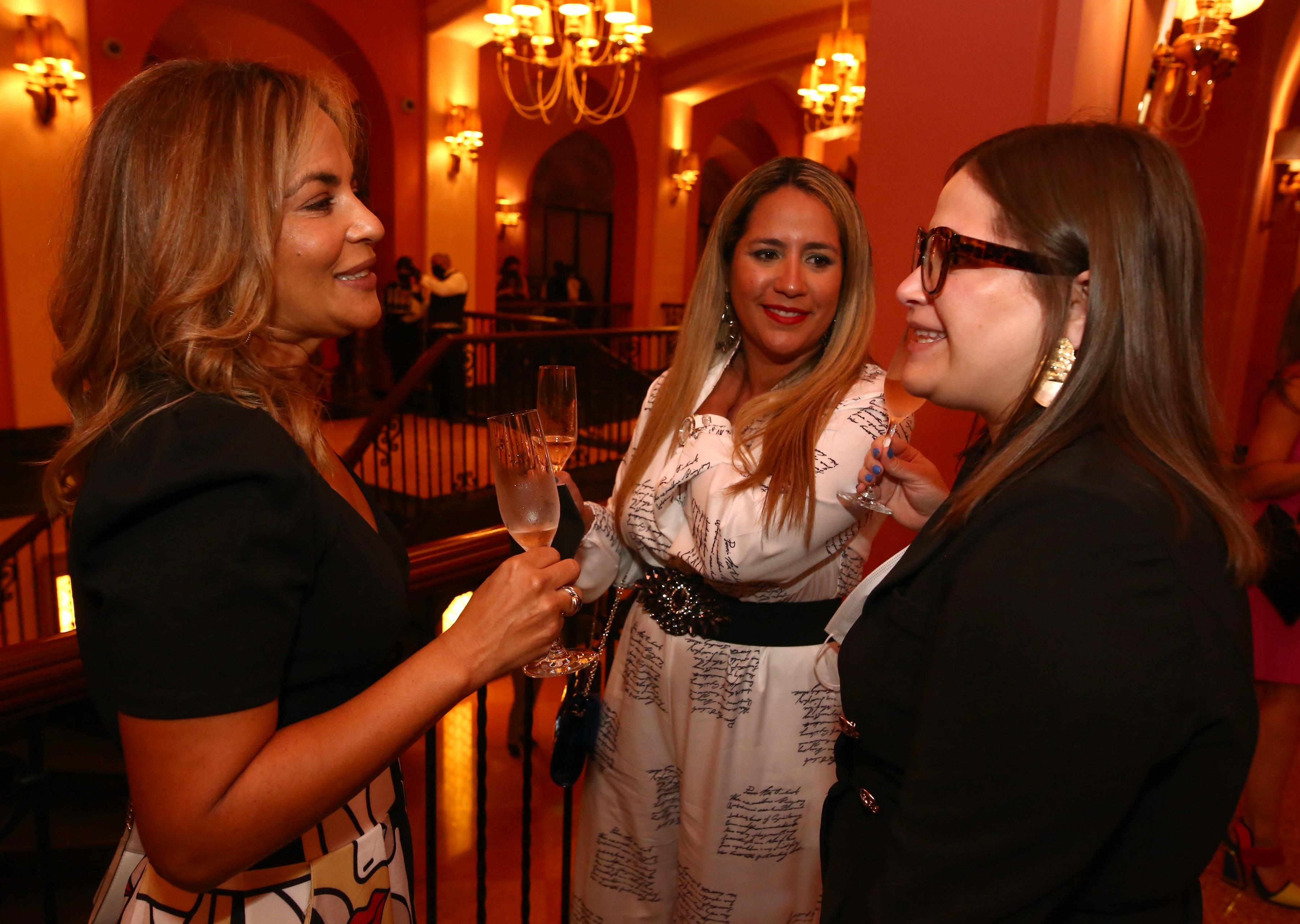 Yelitza Feliciano, Yanira Avilés y Natalie Diaz (Foto: José Rafael Pérez Centeno)