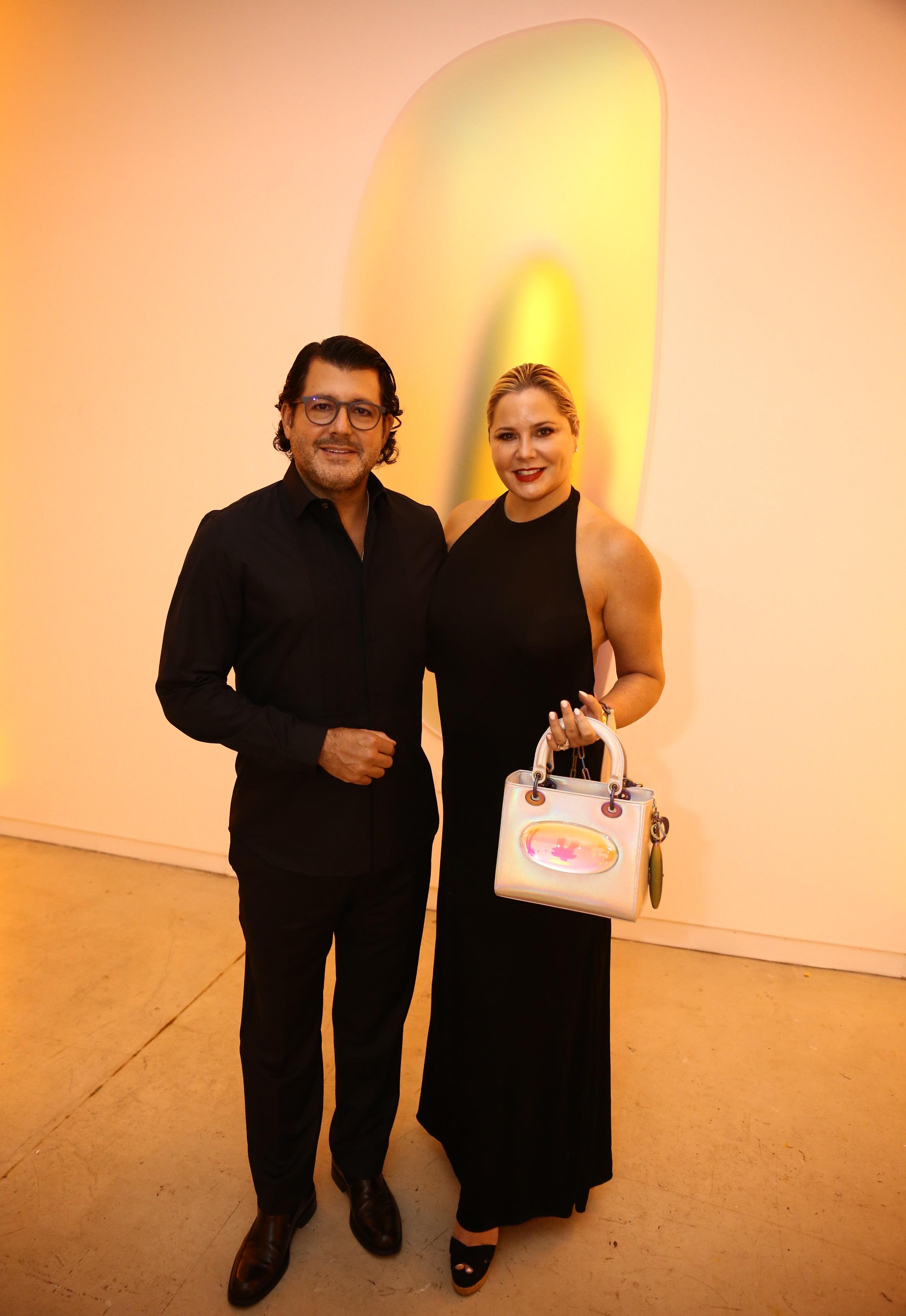 Carlos y Cristina Trápaga (José Rafael Pérez Centeno)