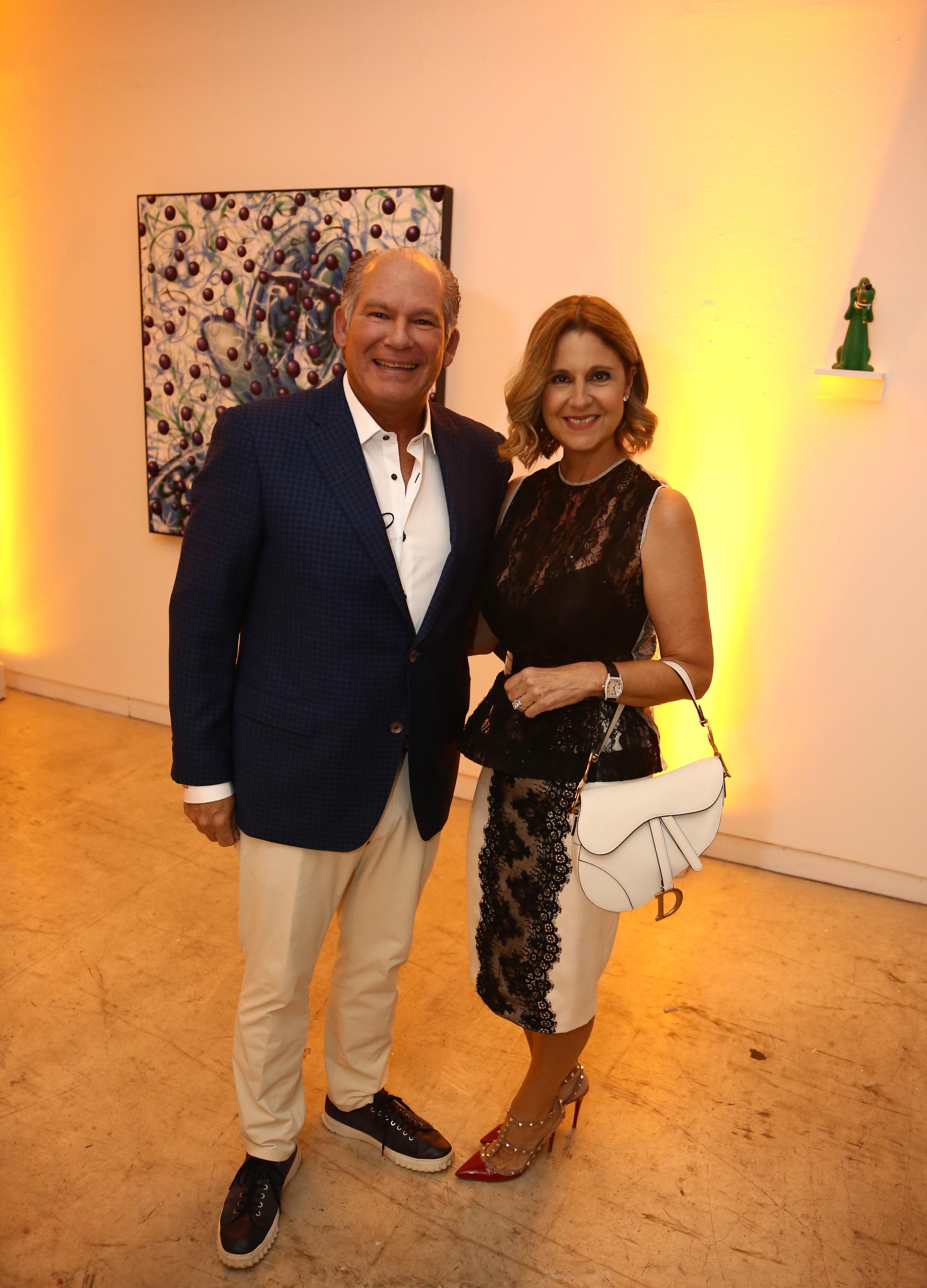 Julio Cabral y Mercedes Corrada (José Rafael Pérez Centeno)