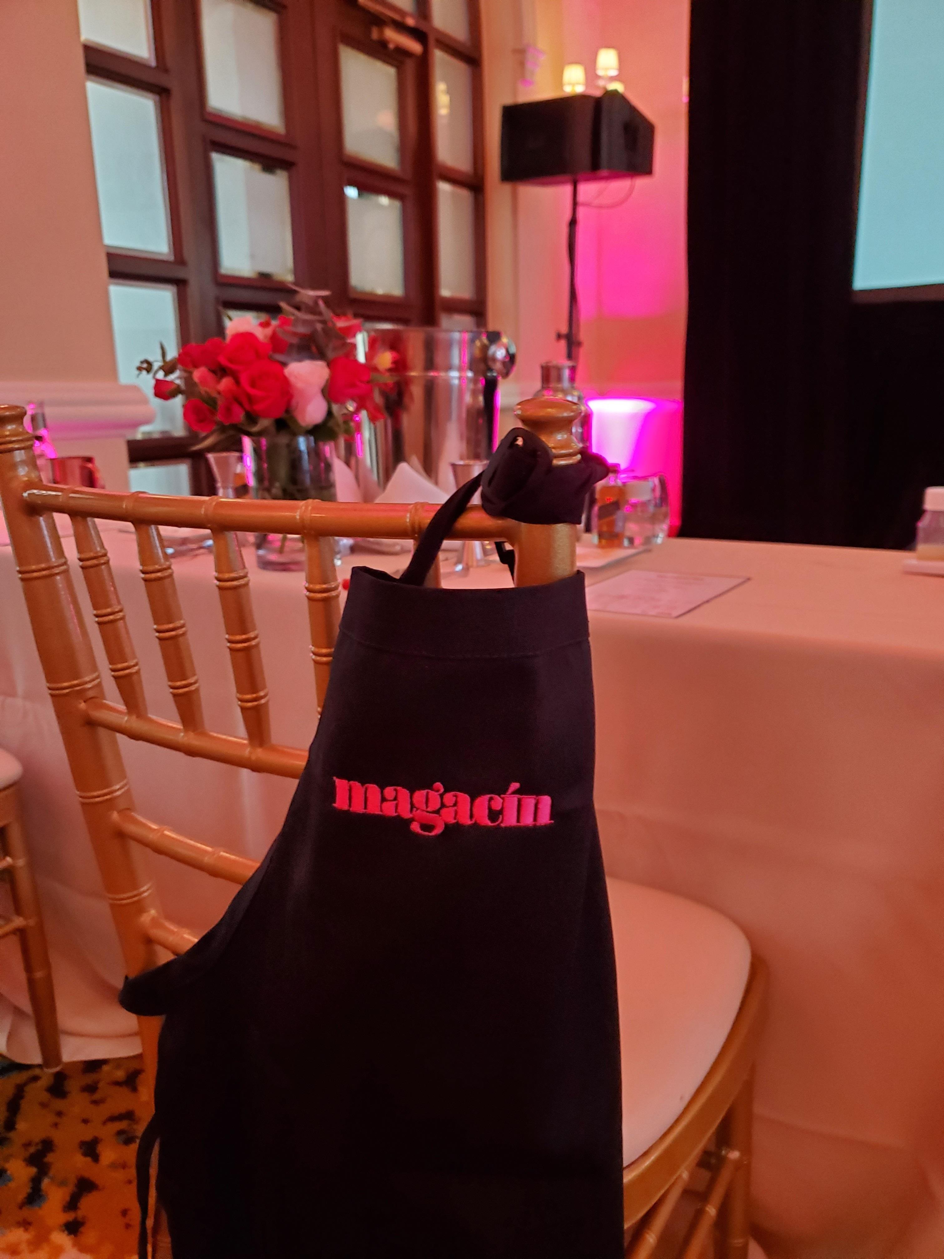 El evento se llevó a cabo en el Condado Vanderbilt Hotel.