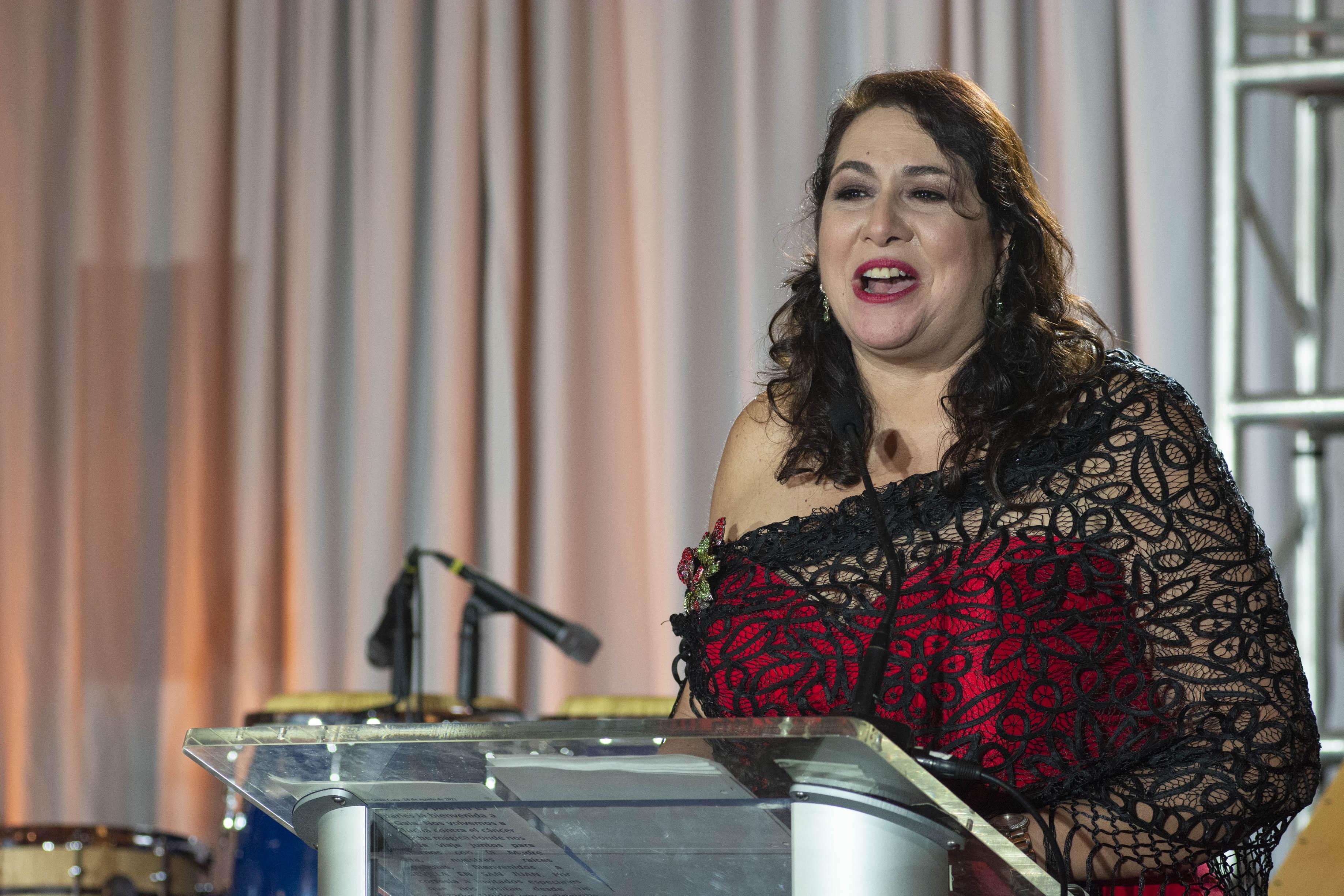 Dra. Lillian Santos, principal oficial ejecutiva de la Sociedad Americana Contra el Cáncer. (Suministrada)