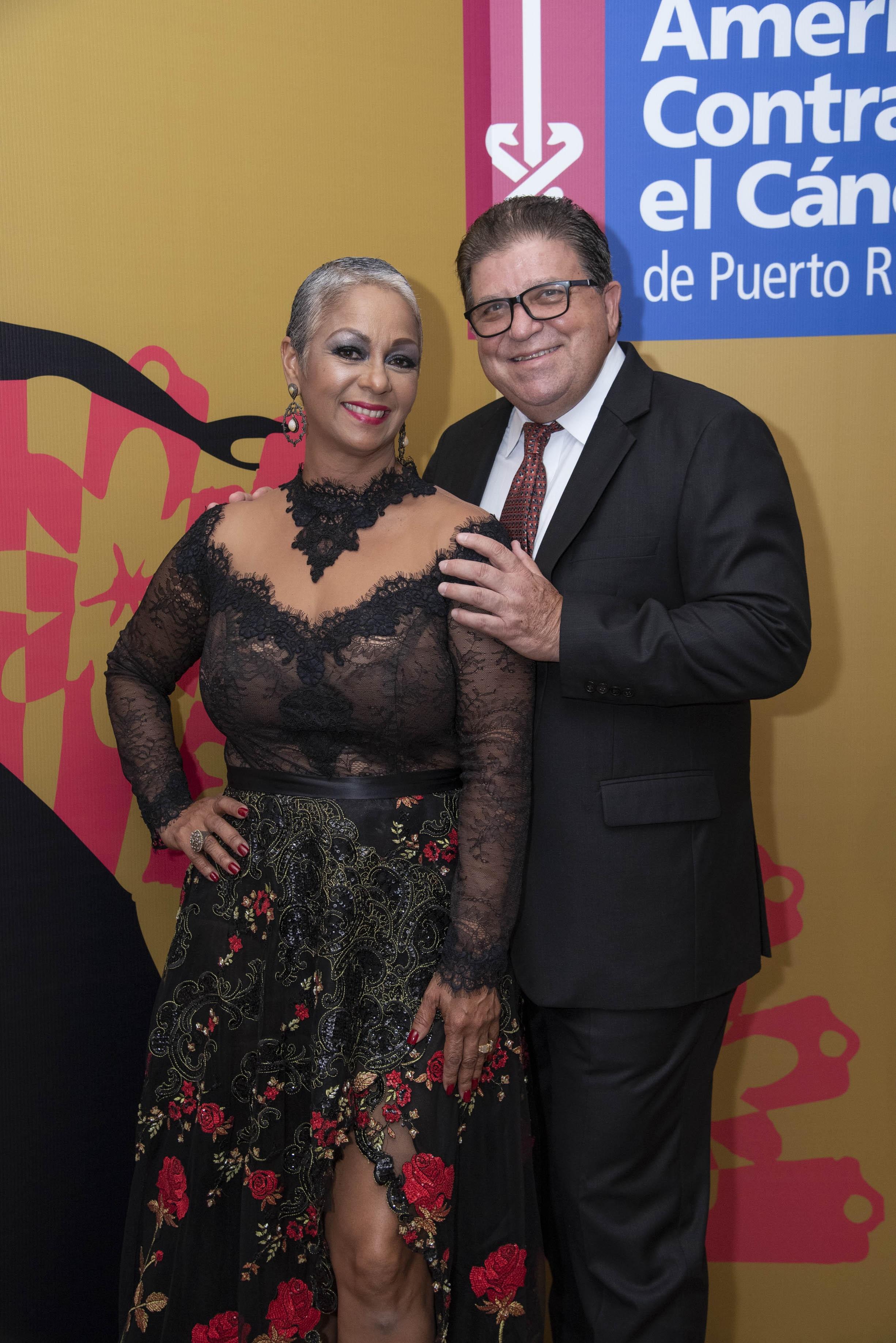 Enery Ortíz y Ricardo Dreyfous (Suministrada)