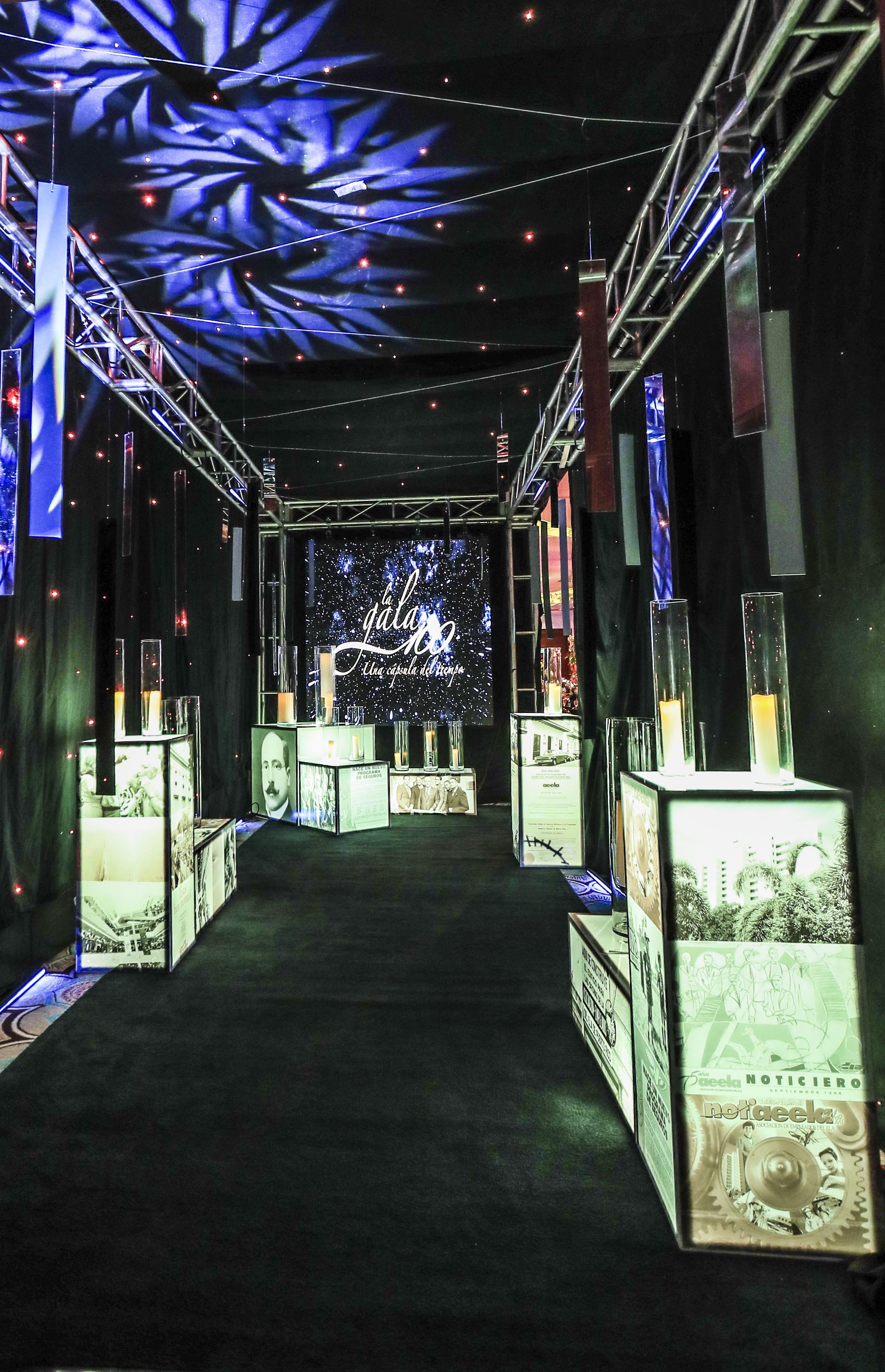 La decoración estuvo a cargo del reconocido diseñador Emilio Olabarrieta. (Suministrada)