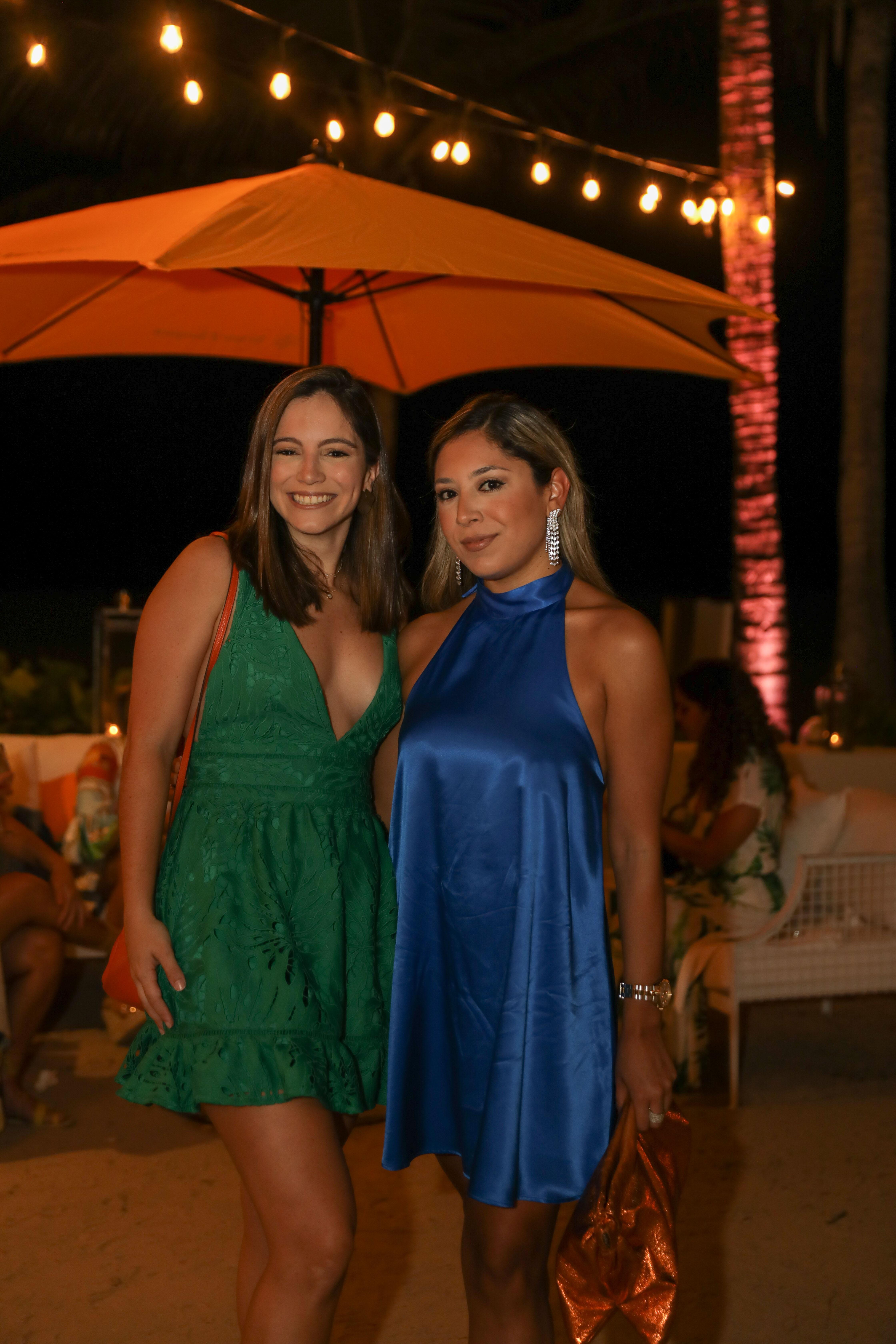 Gigi Nieves e Isabella Orama (Suministrada)