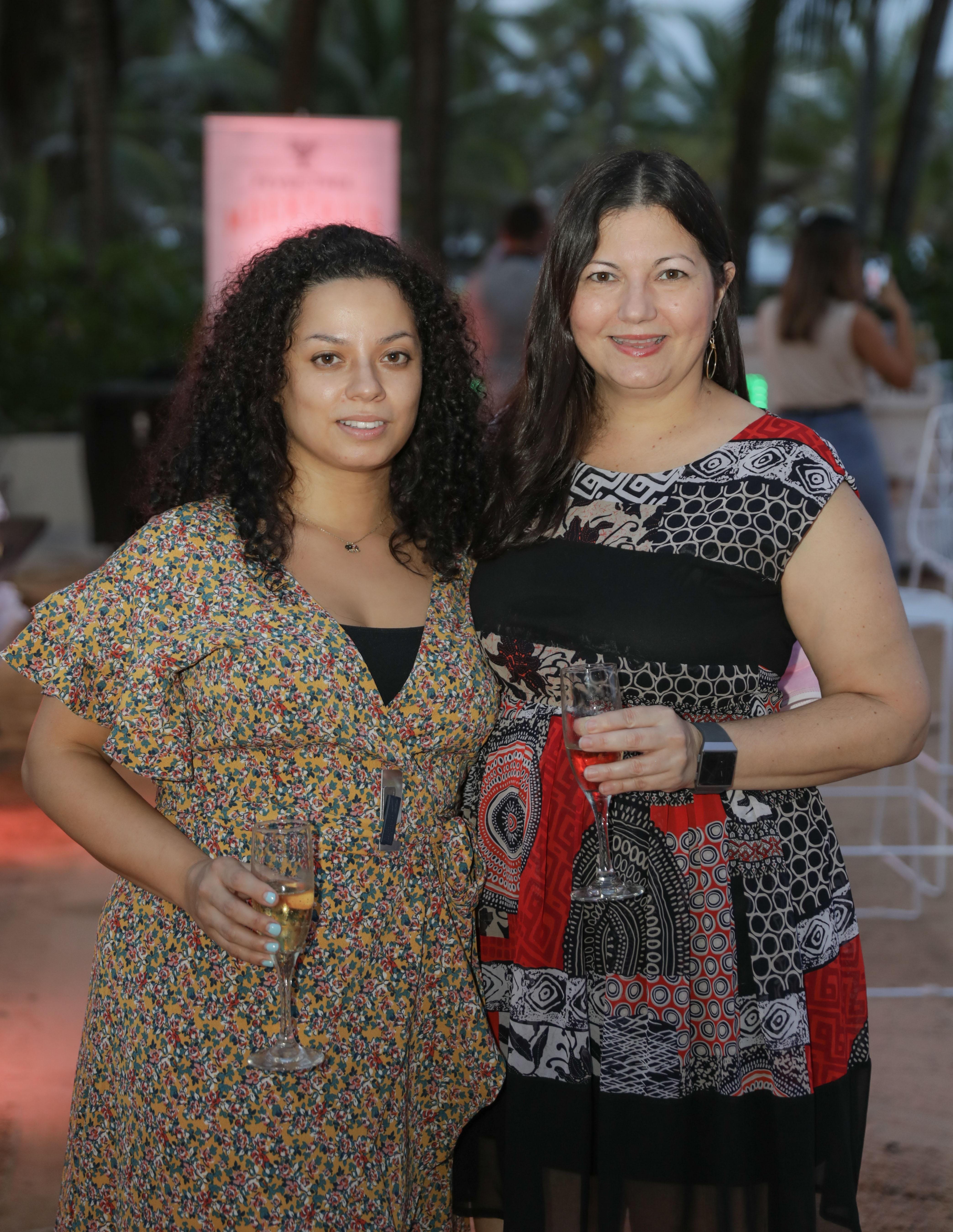 Rosemary Rodríguez y Claribel Rivera (Suministrada)