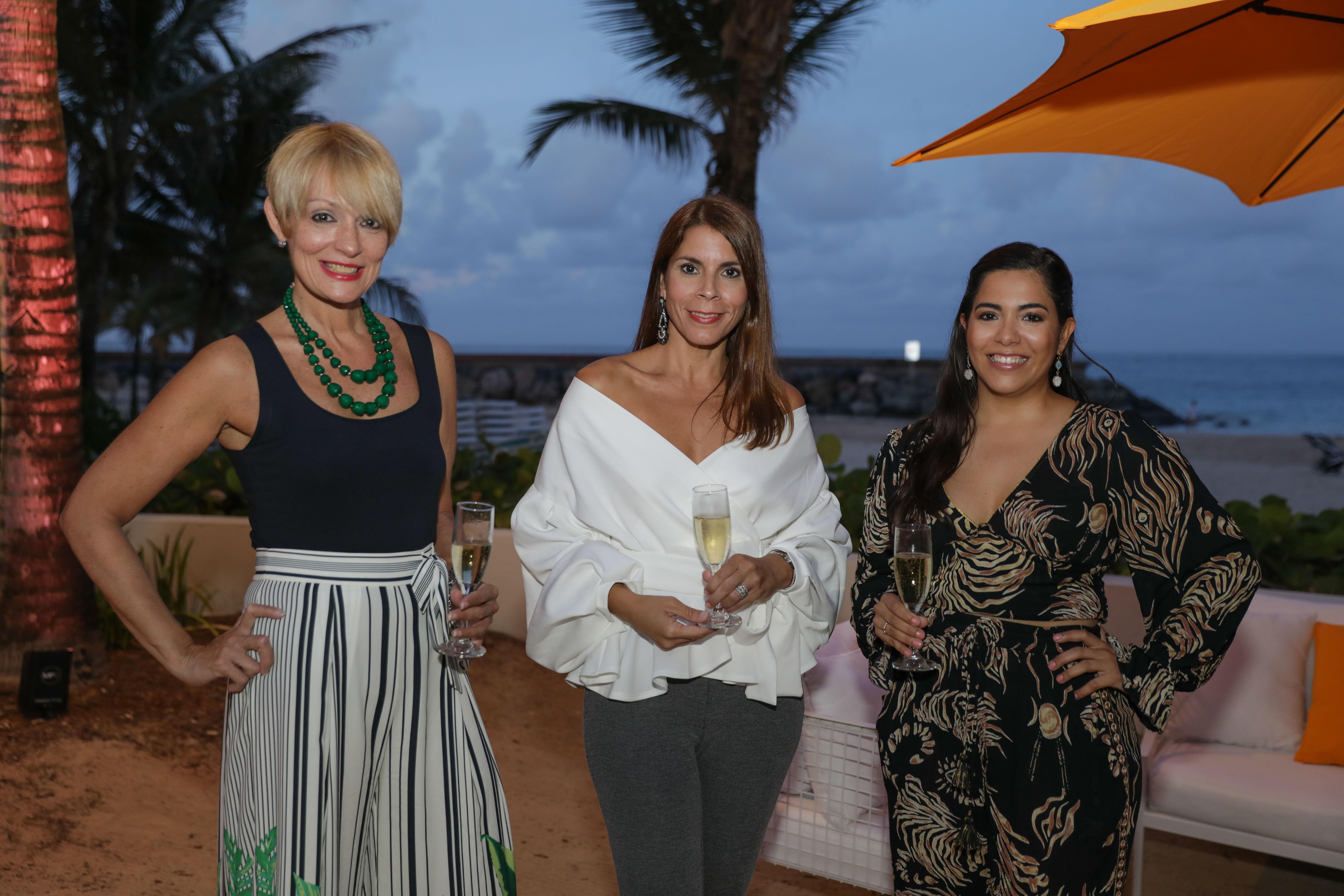 Brenda Pizarro, Coralis Torres, Glendaliz Acevedo y Luz González (Suministrada)