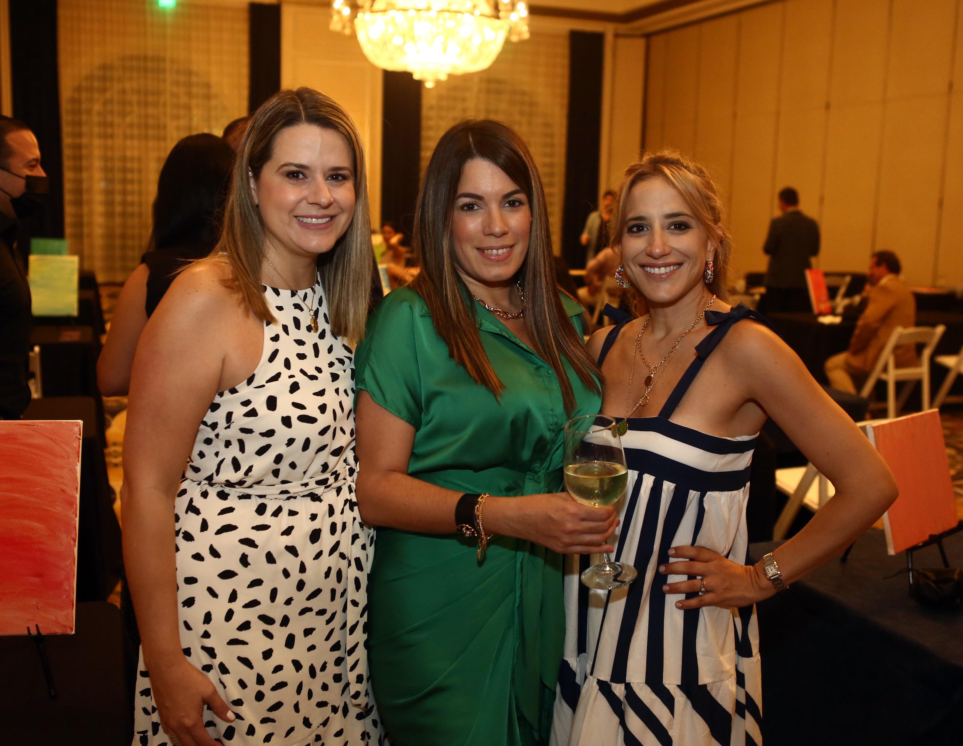 Coral Cummings, Vivianna Londoño y Clarissa Espada (José Rafael Pérez Centeno)