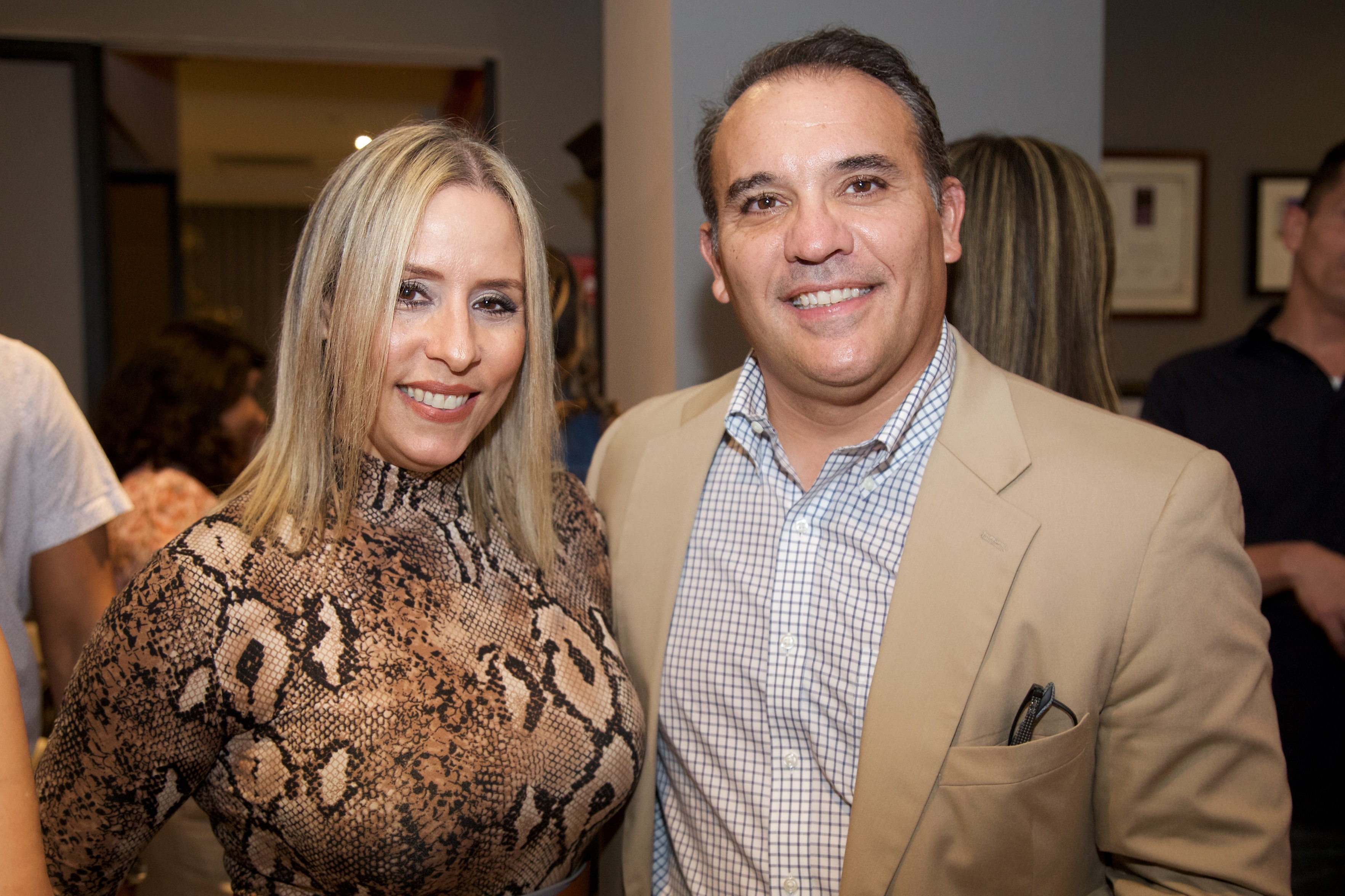 Livette Torres y Pedro Zorrilla (Nichole Saldarriaga)