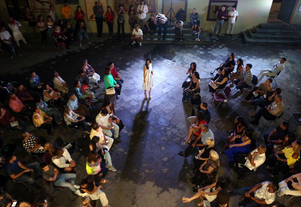 A la actividad asisitieron estudiantes, facultad y la comunidad en general. (Foto: José Rafael Pérez Centeno)
