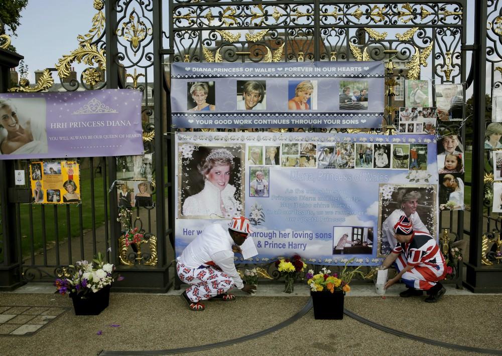 Ahora, 21 años después de su muerte, Reino Unido intenta mantener vivo el recuerdo de su princesa más querida. (Foto: AP)