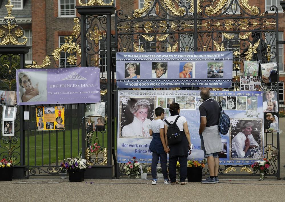 La Princesa de Gales marcó un antes y un después en la Historia de la Realeza Europea. (Foto: AP)