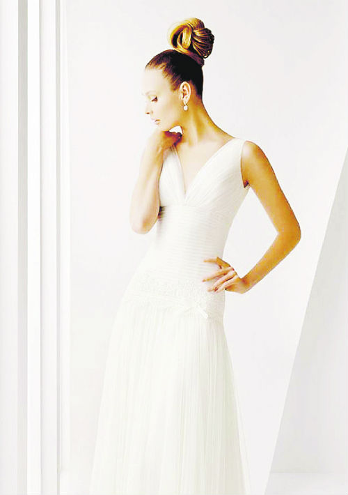 Vestido disponible en D' Royal Bride. Presupuesto: $1,000+ (Suministrada)