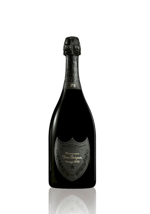 Botella de champán Dom Perignon Vintage 1998. (Foto: Suministrada)
