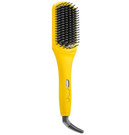 """Drybar The Crush Heated Straightening Brush combina los beneficios de la plancha y el """"blower"""". Se trata de un cepillo que cuenta con muy buenos """"reviews"""" de sus compradores a través de Sephora y que emite el calor suficiente para peinar y eliminar el """"frizz"""" de tu cabello en un solo paso. (Suministrada)"""