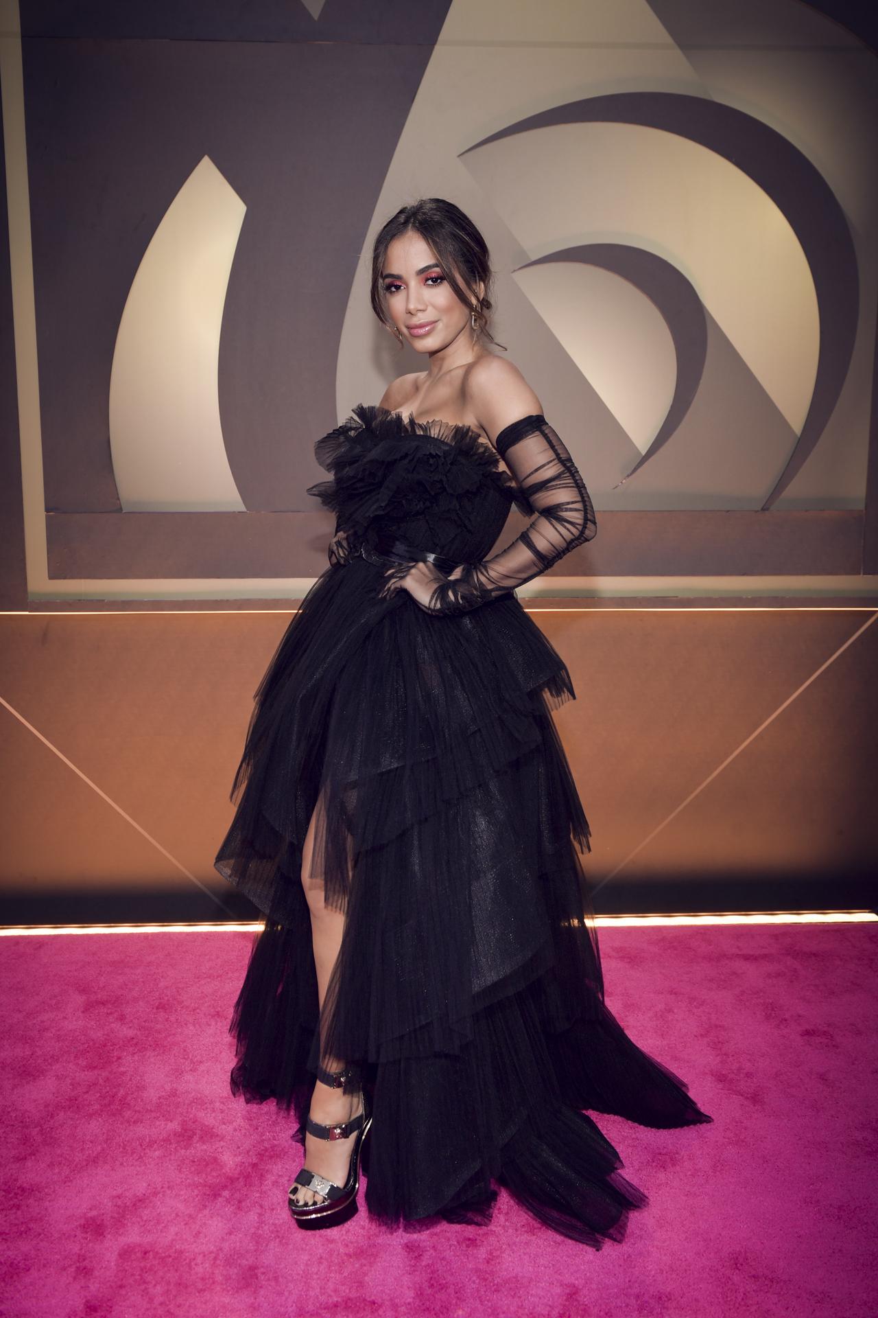 La cantante brasileña Anitta. (Suministrada/ Univision)
