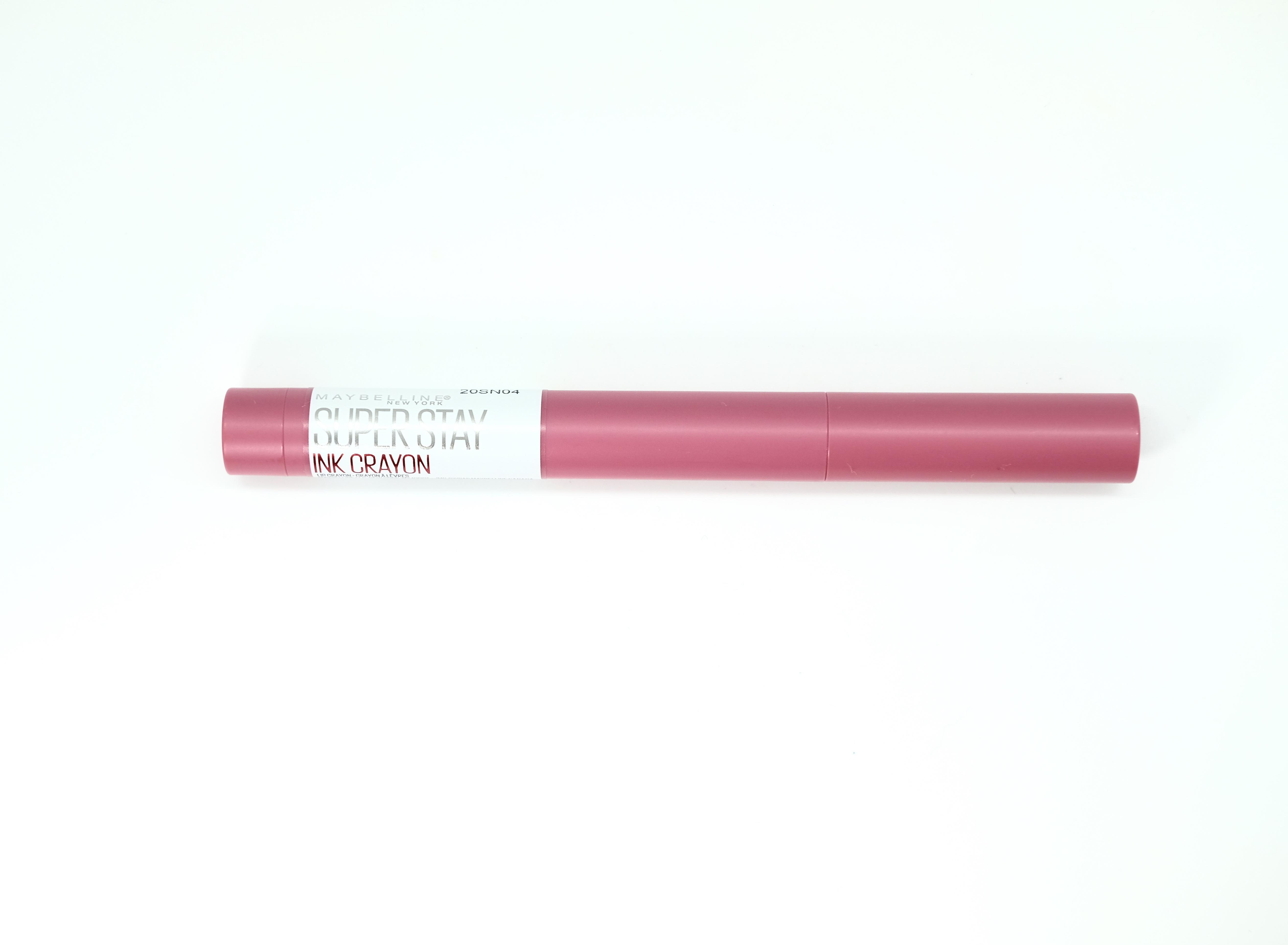 Para quienes quieren un labial de larga duración, pero con un acabado más cremoso, Maybelline New York ofrece el SuperStay Ink Crayon que esta temporada presenta nuevas tonalidades. (Suministrada)
