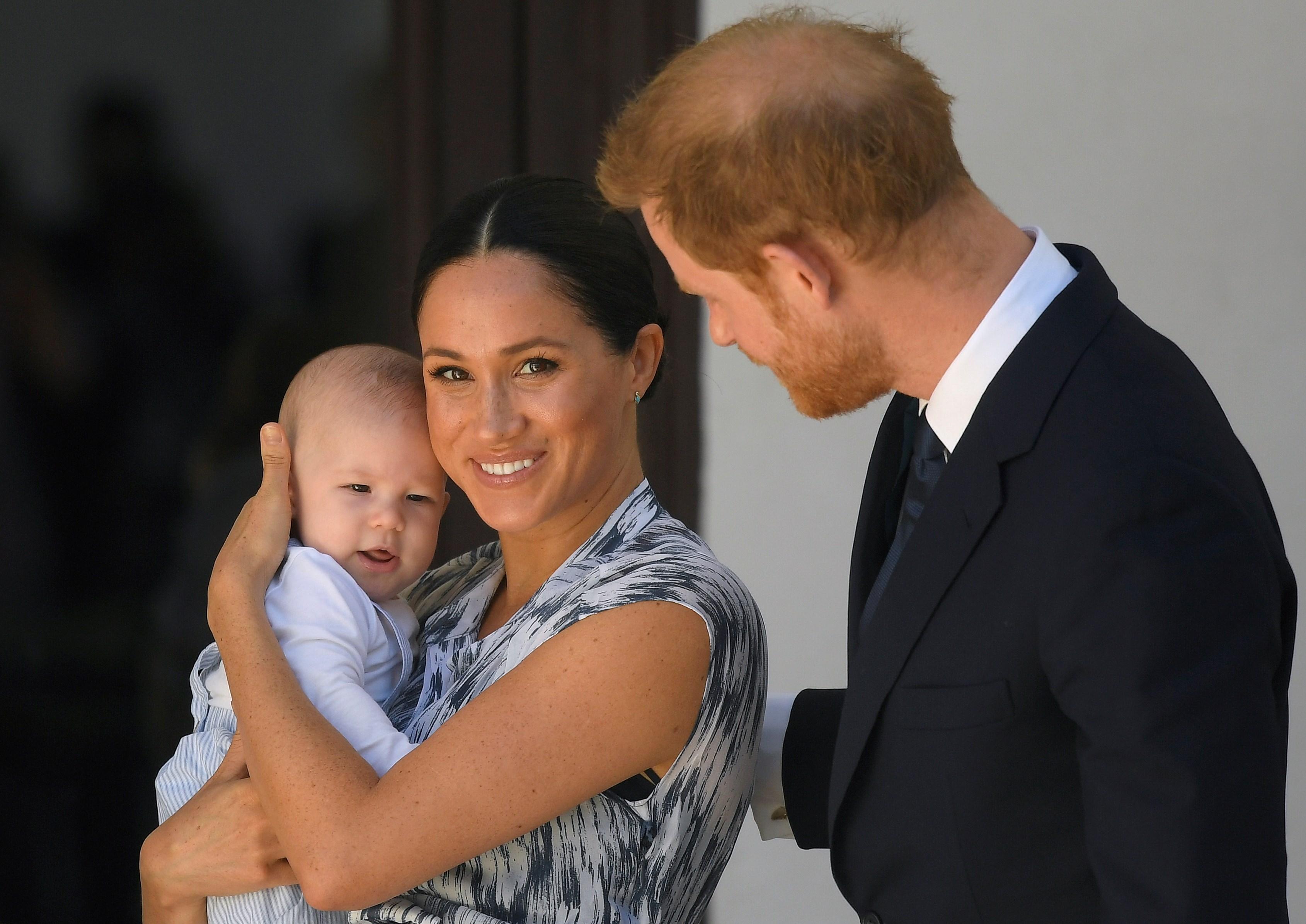 En noviembre de 2019, Meghan y Harry anunciaron que pasarían la Navidad lejos de la familia real. Semanas después se supo que el destino sería Canadá. (Archivo)