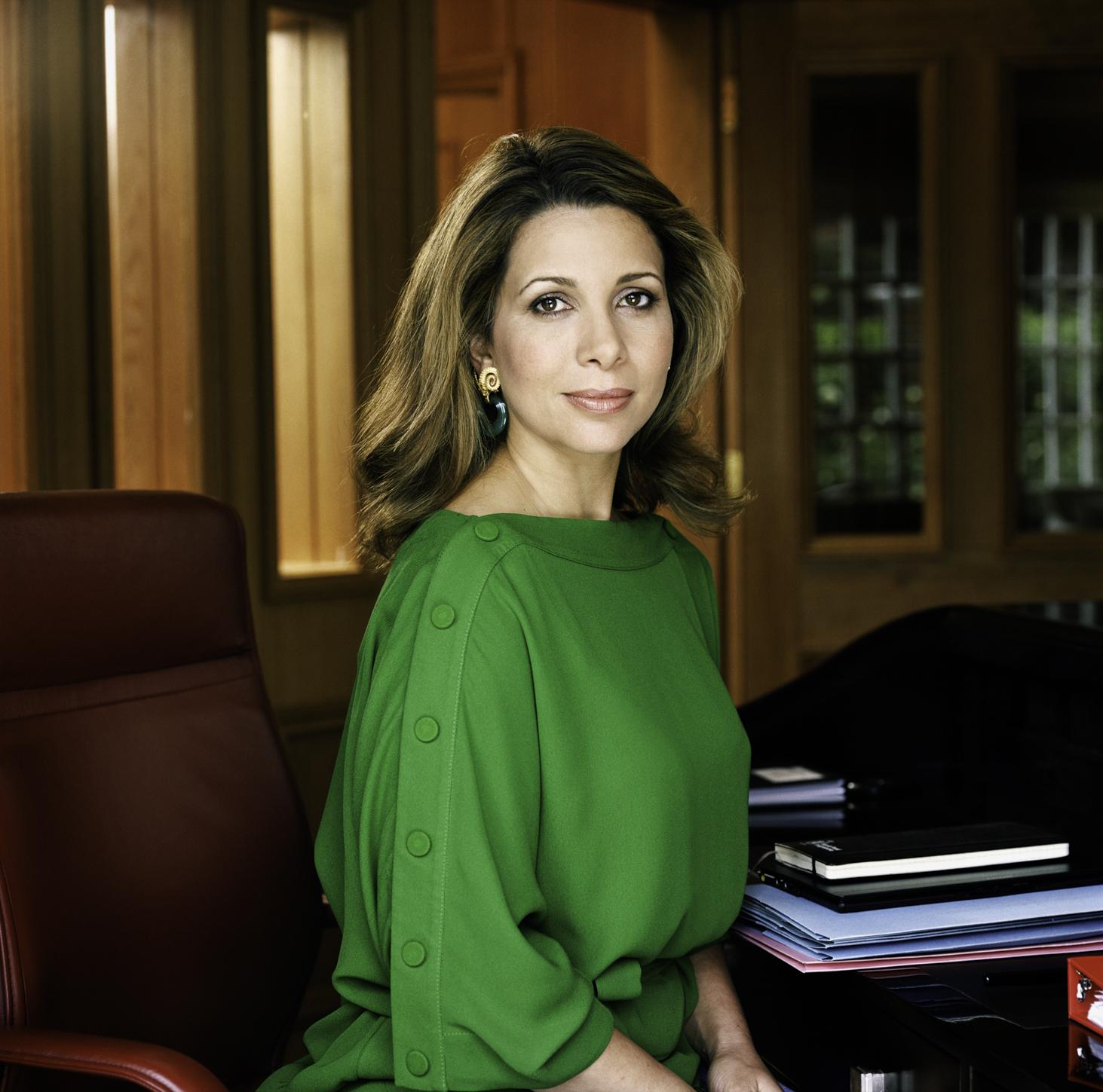 La princesa Haya bint Hussein escapó la semana pasada del reino de su marido en Dubái porque temía por su vida. (Archivo)