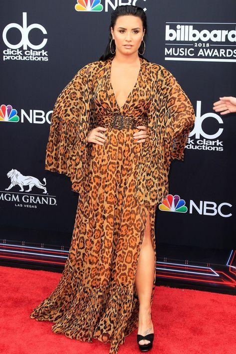 La cantante estadounidense Demi Lovato. (EFE)