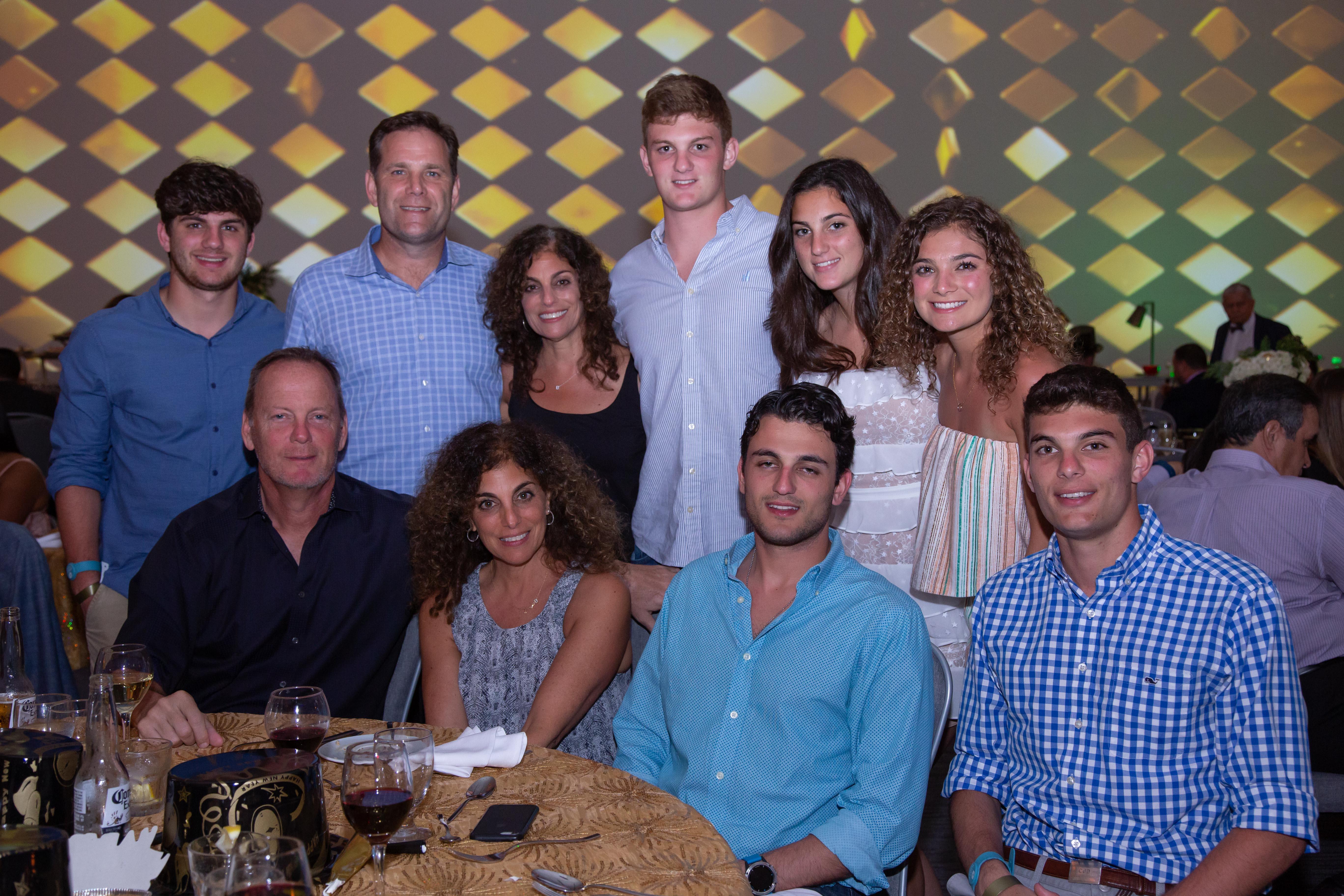 Familia Dugan. (Suministrada)