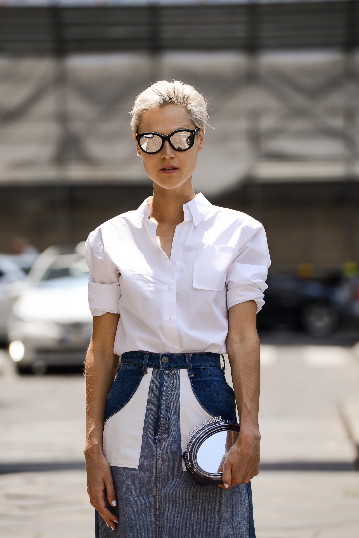 """Viste de acuerdo a tu silueta. Madrid señala que los estilos juveniles o """"trendy"""" pueden lucir bien no importa la edad, siempre y cuando los adaptes a tu estilo. (WGSN)"""