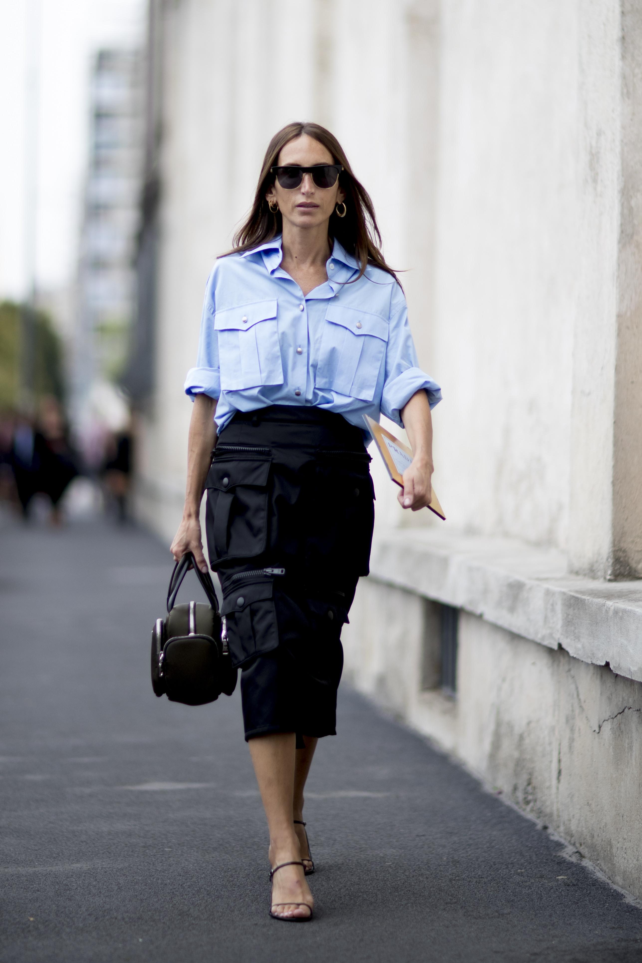 """Usa la talla correcta, evita las piezas muy anchas o muy pegadas, recomienda la """"stylist"""" Claudia Madrid. (WGSN)"""