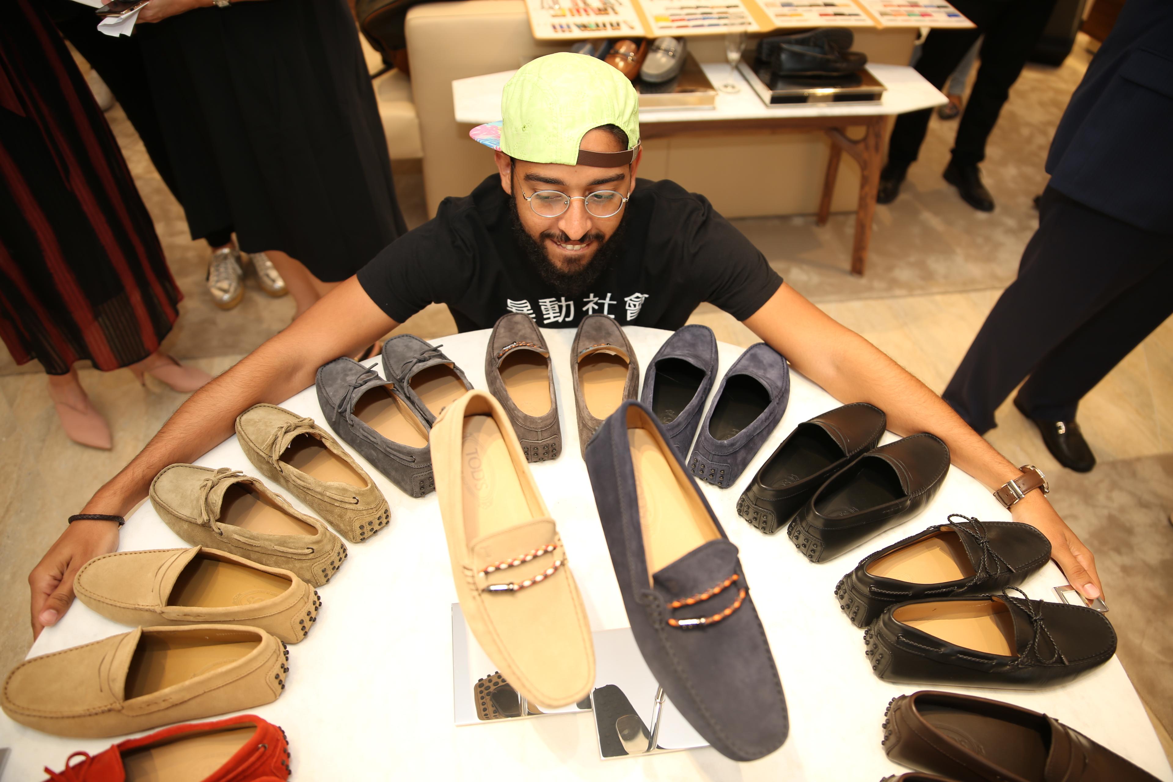Colección de zapatos Tod's. (Suministrada)