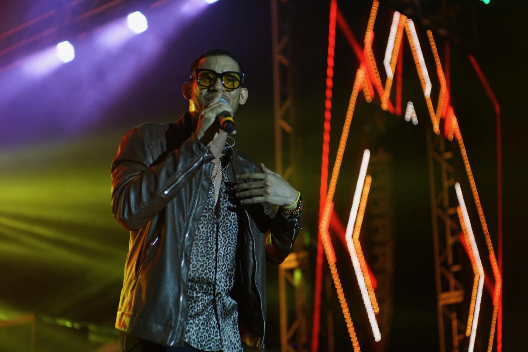 """El cantautor cubano Mucho Manolo fue uno de los invitados a la tercera edición de """"La Calle Bella"""". Suministrada"""
