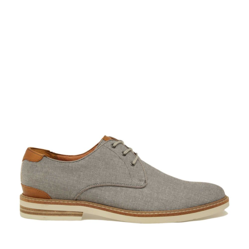 Calzado tipo Oxford -Una alternativa cómoda y versátil, disponible en Florsheim. (Suministrada)
