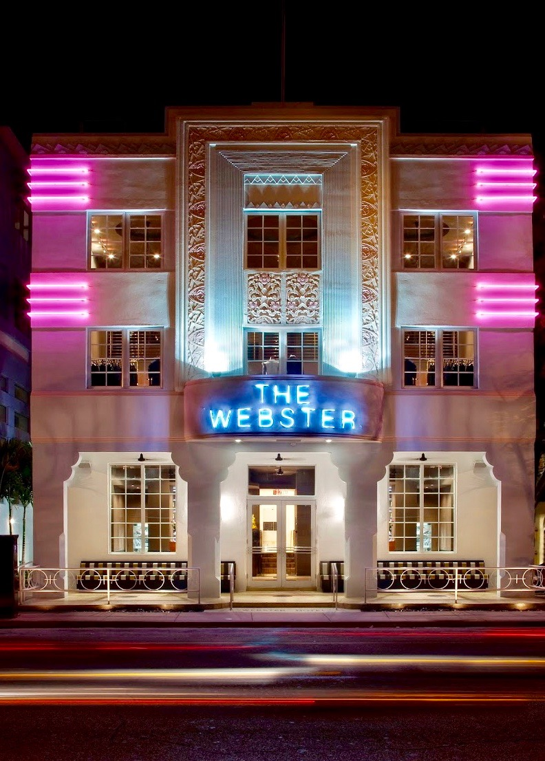 """The Webster Si eres """"fashionista"""", The Webster localizada en un histórico edificio Art Deco en el corazón de South Beach, es una de las más reconocidas boutiques en Miami que ofrecen las colecciones de los mejores diseñadores internacionales.1220 Collins Avenue, Miami. Foto suministrada"""