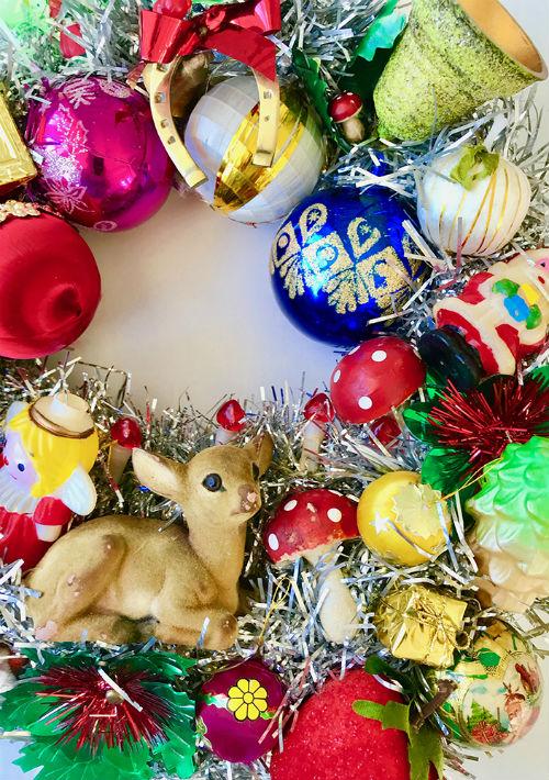 """¡Estoy obsesionada con adornos de Navidad vintage, de mucho colorido, un poco """"Kitsch"""", que me recuerdan mi niñez! Conseguí estos en """"Etsy"""", de una artesana griega que hace maravillas… (Foto: Suministrada)"""