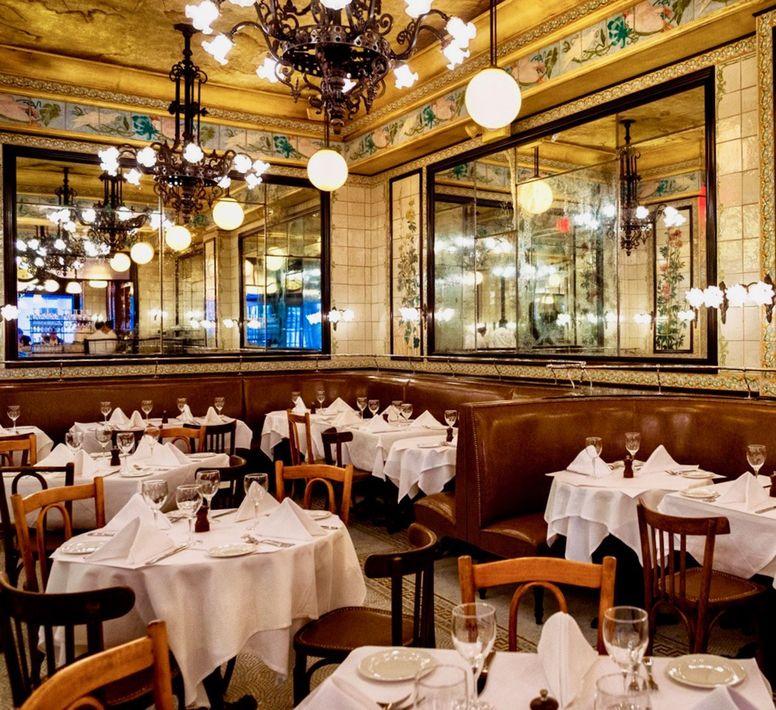Augustine, para tu lista de restaurantes a conocer en Nueva York. Bistro con el sello inconfundible de Keith McNally. Deliciosa cocina clásica francesa. 5 Beekman St., New York. (Foto: Suministrada)