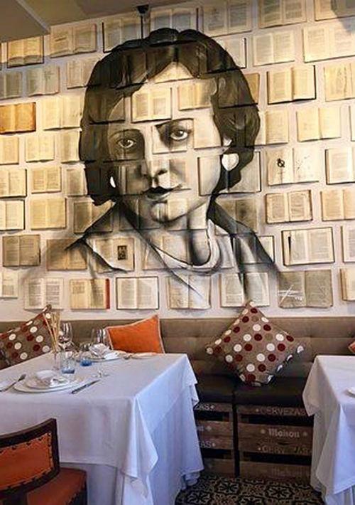 """""""Amparito Roca"""", este restaurante con nombre de famoso pasodoble, tiene una de las mejores cocinas de Madrid. La atención de su dueño, Jesús Velasco, pintoresco donde los haya, es un bono adicional. ¡Una experiencia! (Foto: Suministrada)"""
