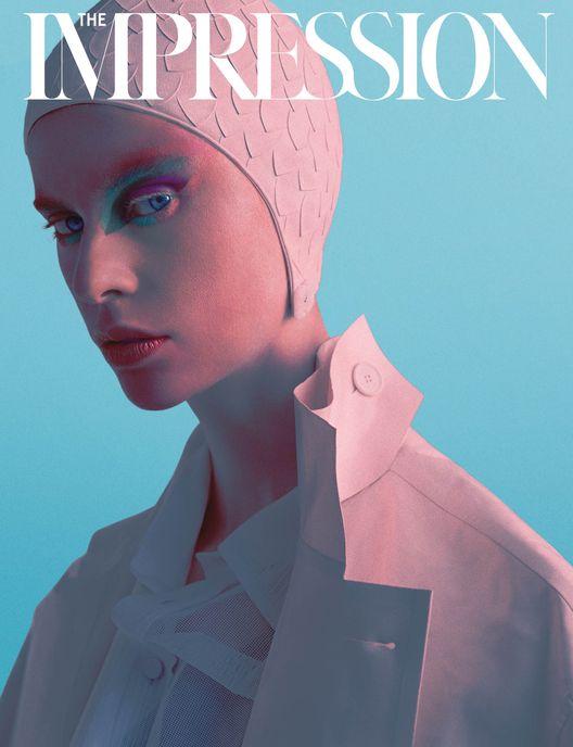 La nueva revista semi-anual, The Impression, cubre a profundidad el mercado creativo y diverso de la moda. Indispensable para todo fashionista.