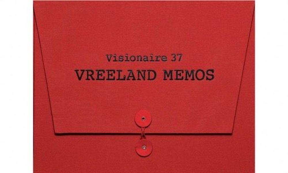 """En sus propias palabras… """"Los memos de Diana Vreeland"""" para Visionaire. Comentarios al margen para sus asistentes y colaboradores de la legendaria editora de modas. Un ícono irrepetible. Una lectura cautivante."""