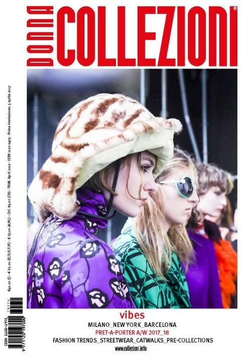 """¡Ya es septiembre! Las revistas de moda nos hablan de las tendencias para la nueva temporada. La cobertura de las colecciones en """"Collezioni"""" es insuperable. Un """"must"""" para todo fashionista. (Suministrada)"""