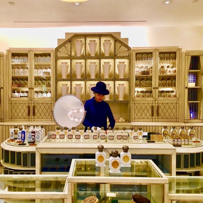 Para los amantes de las fragancias y jabones artesanales, la icónica casa establecida en la rue Bonaparte de París, Buly 1803, abrió su espacio en Bergdorf Goodman en Nueva York. Su maravilloso boticario de productos de belleza ahora mucho más cerca. (Suministrada)