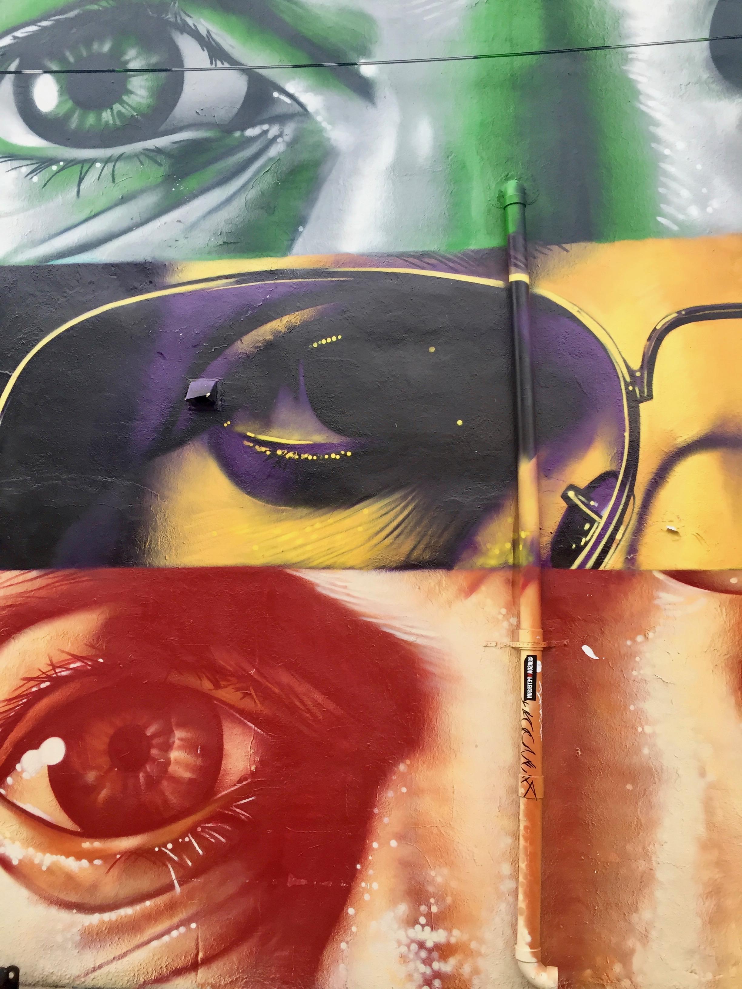 """Vecindario """"sool"""" Visita """"Wynwood Walls"""" y sus maravillosos murales y galerías de arte, y luego piérdete entre sus calles. En cada esquina verás arte urbano que te sorprenderá. Un vecindario en constante evolución.Foto suministrada"""