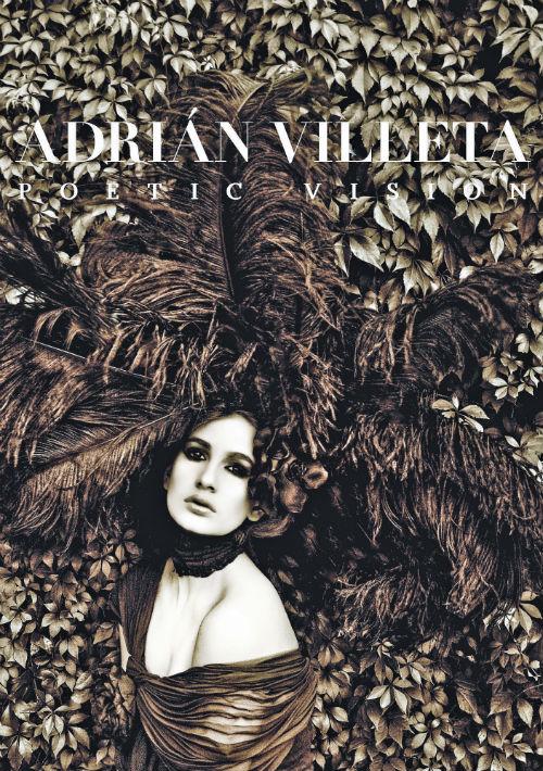 """""""Adrián Villeta Poetic Vision"""", el libro que es un recorrido por el mágico mundo del talentoso artista y fotógrafo puertorriqueño Adrián Villeta. ¡Indispensable para todo amante del buen arte! (Foto: Suministrada)"""