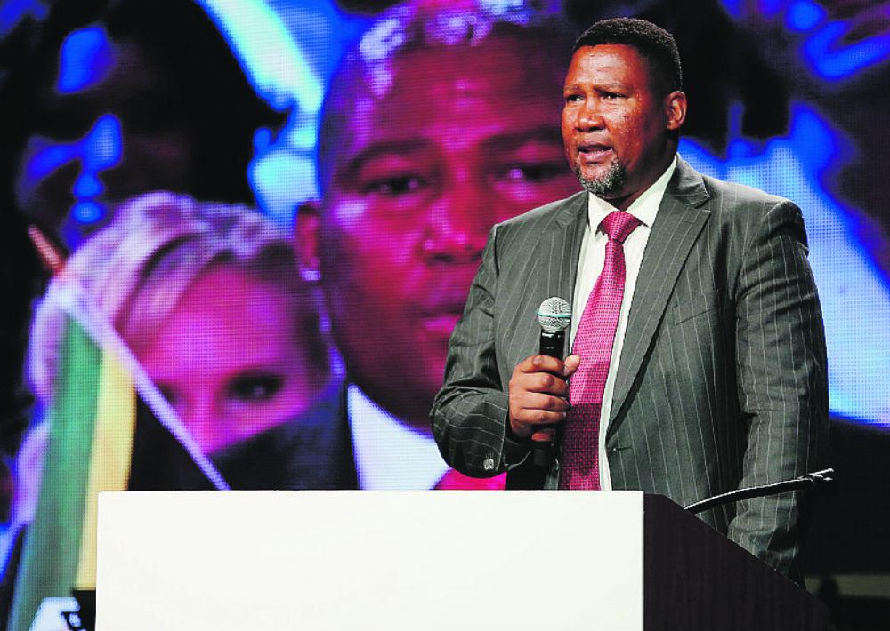 Chief Nkosi Zwelivelile Mandla Mandela. (José Rafael Pérez Centeno/ Especial para Magacín)